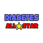 'Diabetes All Star' shirts and gifts for diabetics