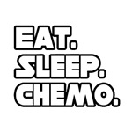 'Eat. Sleep. Chemo.' shirts and gifts for chemo patients