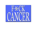 'Fuck Cancer' cancer support shirts and gifts