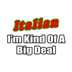 Italian Pride shirts and gifts