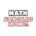 Math Teacher shirts and gifts