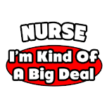 Funny nurse shirts and gifts for nurses.  Funny nurse t-shirts.