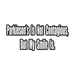 Parkinson's Humor shirts and gifts