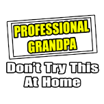 Shirts and gifts for grandpas. Funny grandfather shirts and apparel.