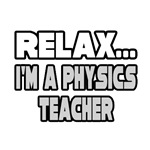 Physics Teacher shirts and gifts
