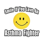 Asthma Support shirts and gifts