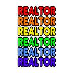 rainbow realtor shirts and gifts